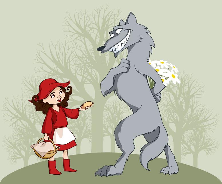 cappuccetto-rosso-lupo